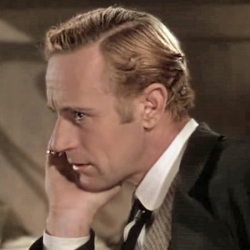 Leslie Howard in Gone With the Wind, 1939