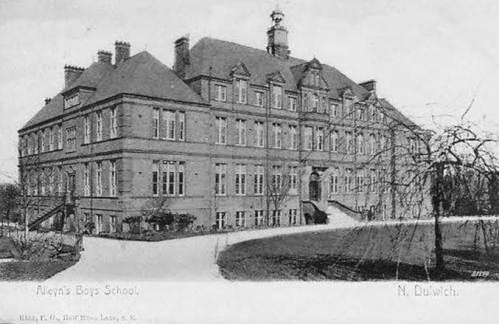 Alleyn's School at Dulwich
