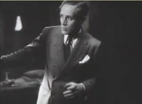 Leslie Howard in Outward Bound, 1930