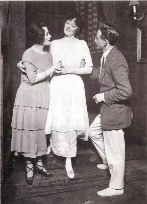 Leslie Howard & Irene Vanbrugh in Mr Pim Passes By