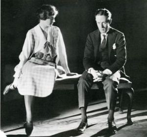 Leslie Howard in The Truth About Bladys, 1922
