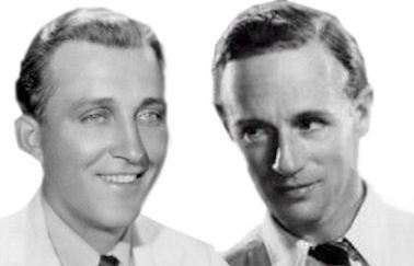 Bing Crosby & Leslie Howard