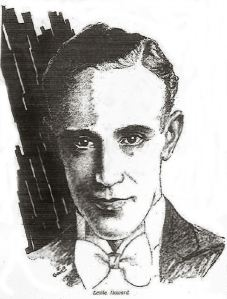 Leslie Howard ritratto nel 1929