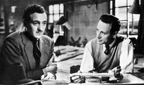 David Niven & Leslie Howard, The First of the Few