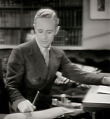 Leslie Howard in Five and Ten, 1931