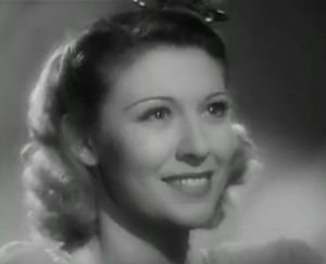 Violette Cunnington in The First of the Few, 1942