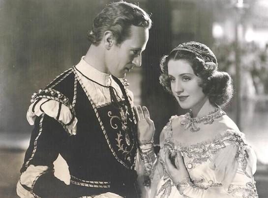 Leslie Howard & Norma Shearer in Romeo & Juliet, 1936
