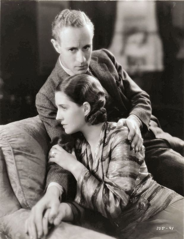 Leslie Howard in A Free Soul