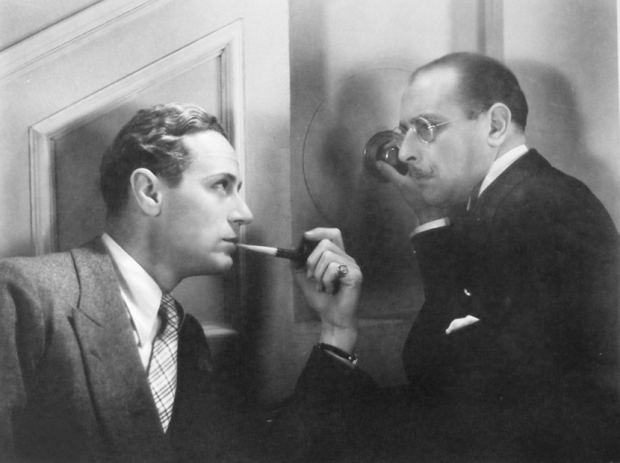 Leslie Howard in The Lady Is Willing
