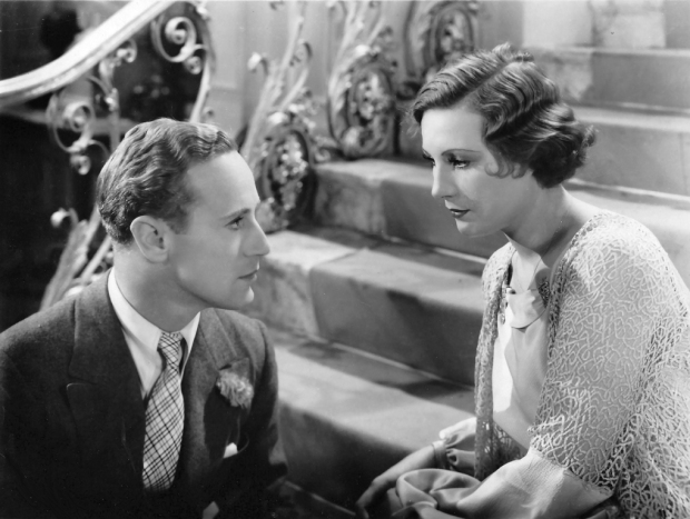 Leslie Howard in The Lady Is Willing 1934