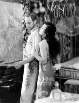 Leslie Howard and Conchita Montenegro, Never the Twain Shall Meet