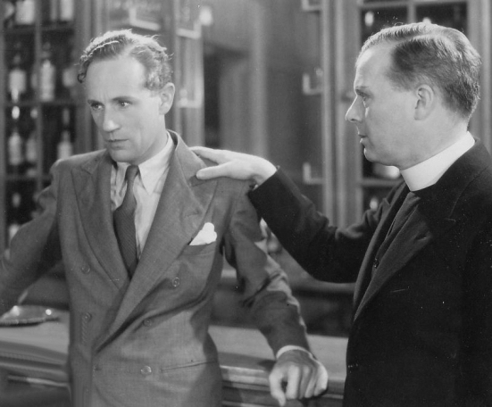 Leslie Howard in Outward Bound