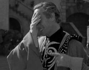 Leslie Howard as Romeo