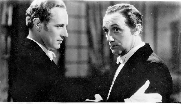 Leslie Howard in Smilin' Through