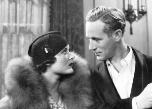 Leslie Howard Betty Lawford Berkeley Square 1933