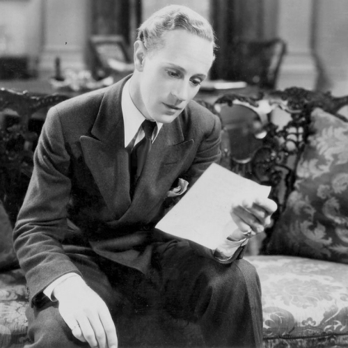 Leslie Howard in Berkeley Square