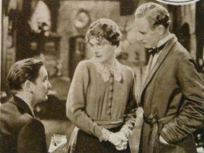 Leslie Howard and Ann Harding in Devotion, 1932