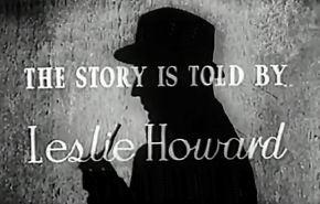 Leslie Howard narrator