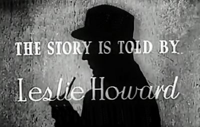 Leslie Howard narrator