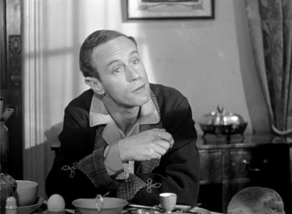 Leslie Howard in Pygmalion