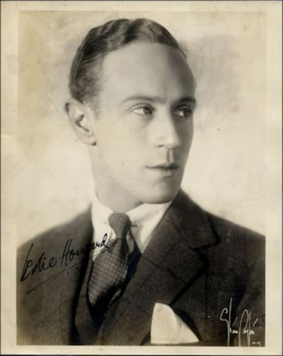 A juvenile portrait of Leslie Howard