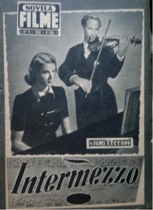 Novela Filme, 1950