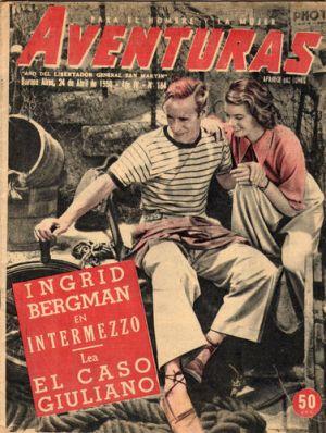 Aventuras, 1950