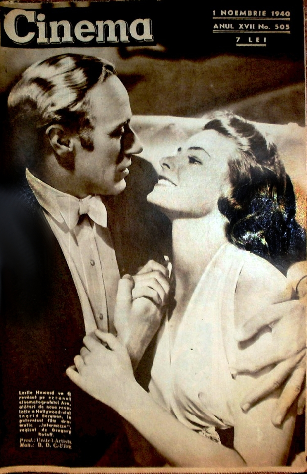 Cinema, 1940