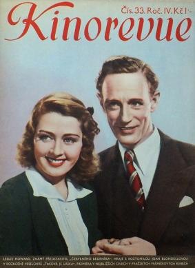 Kinorevue, April 1938
