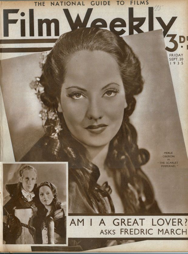 Film Weekly 20 Sept. 1935