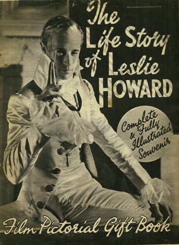 Film Pictorial Supplement: The Life Story of Leslie Howard, Oct. 5, 1935