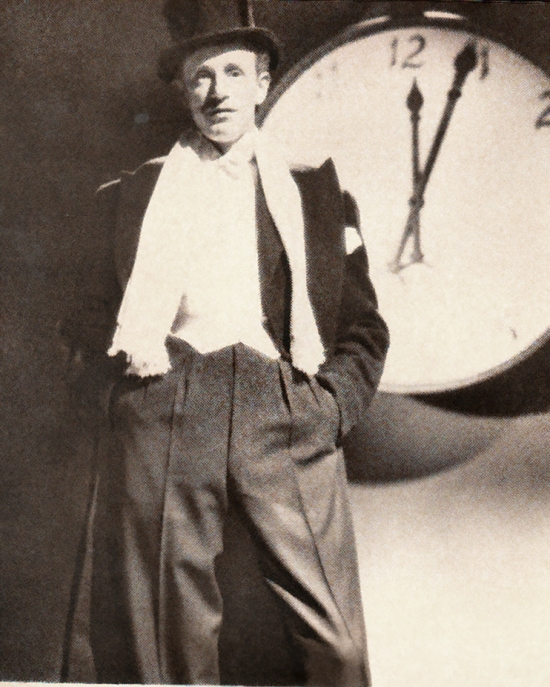 Leslie Howard, publicity photo for It's Love I'm After