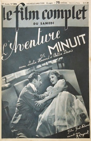 Le film complet 1940