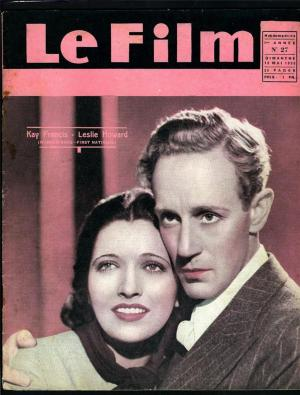 Le Film, May 19, 1935