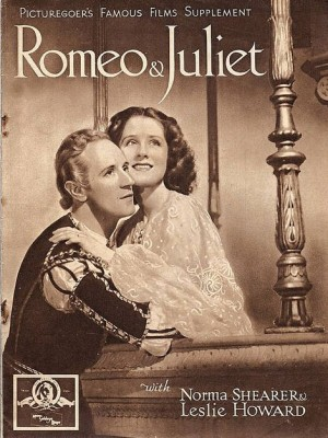 Picturegoer Supplement: Romeo & Juliet, 1936