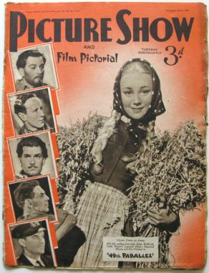 Picture Show, Nov. 22,1941