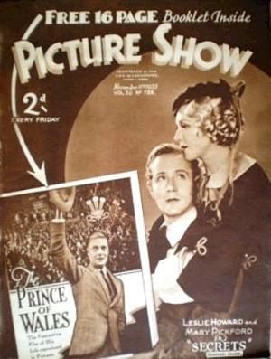 Picture Show, Nov. 11, 1933