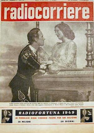 Radiororriere, Feb. 1949