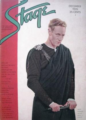 Stage, Dec. 1935