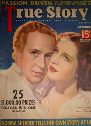 True Story, Oct. 1936
