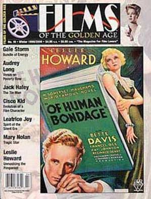 Films of the Golden Age, Winter 1999