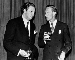Leslie Howard Philip Newman