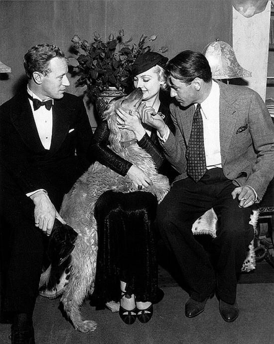 1933 leslie howard carole lombard e gary cooper
