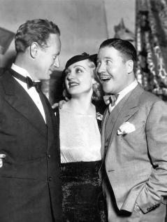 1933 Leslie Howard Carole Lombard Jack Oakie
