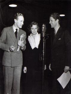 Leslie Howard, Margaret Sullavan, Rudy Vallee