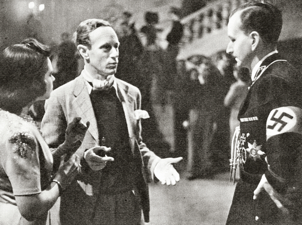 Leslie Howard directs