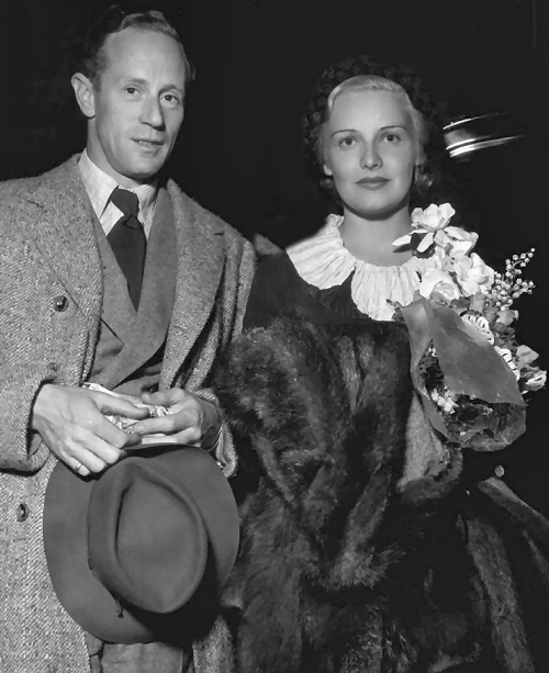 leslie howard madeleine carroll 1934
