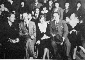 rudy vallee show 1934