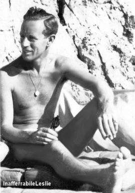 At the Bahamas, 1935