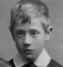 Leslie Howard, ca. 1903